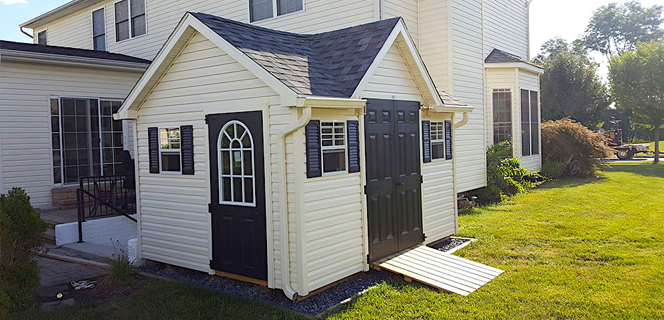 storage shed location in white horse, pa