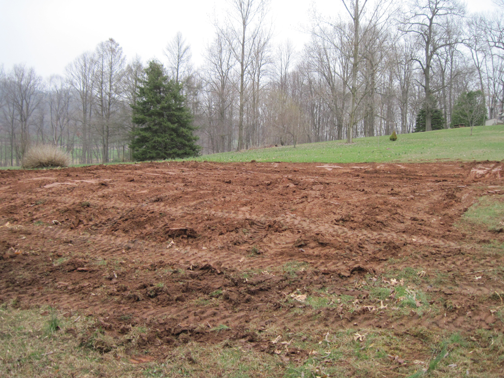 Site preparation work done by Site Preparations, LLC